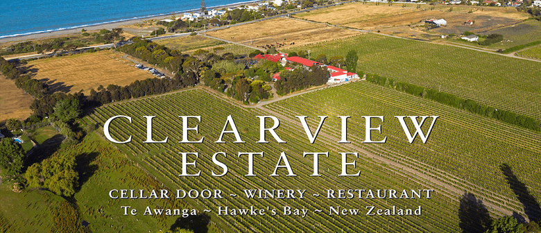 Wine Tasting & Canapes with Clearview Estate