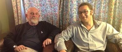 Danny Tawhiti & Iain Mitchell Always a Good Mixture of Music