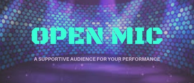 Open Mic Your Opportunity to Shine, Showing Your Honed Skill