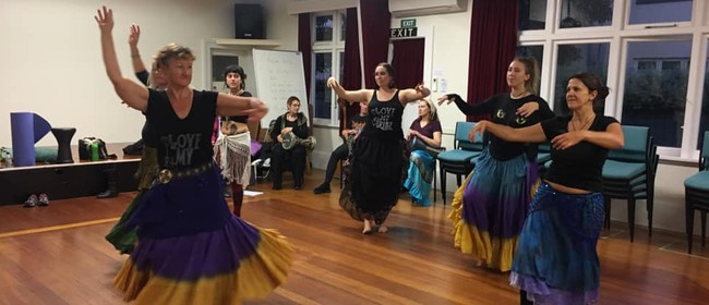 Beginners' Tribal Belly Dance
