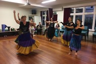 Image for event: Beginners' Tribal Belly Dance