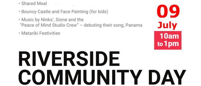 Riverside Community Day