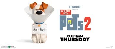 The Secret Life of Pets 2 - Advance Screenings