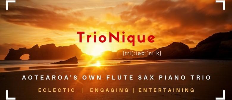 TrioNique in Concert