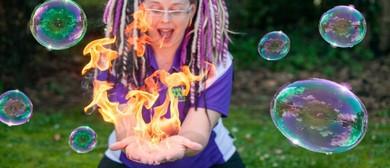 The Unbelieve-a-Bubble Science Show