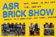 Image for event: 2019 ASR Brick Show