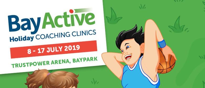BayActive Basketball Coaching Clinics