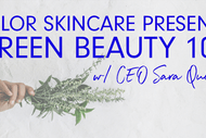 Image for event: Green Beauty 101