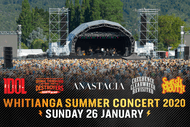 Image for event: Whitianga Summer Concert: SOLD OUT