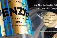 Image for event: Gin Club - Denzien
