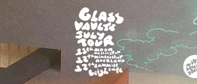 Glass Vaults Tour with Hybrid Rose