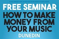 Make Money From Your Music Seminar