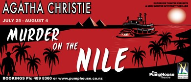 Shoreside Theatre: Murder on the Nile