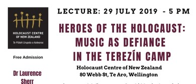 Heroes of the Holocaust: Music As Defiance in Terezin Camp