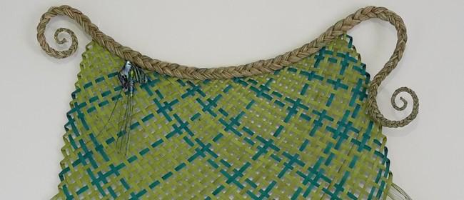 Flax Weaving & Dyeing Wall Artwork Workshop