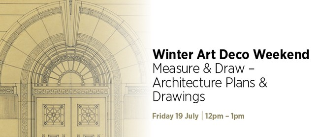 Tour - Measure & Draw: Architecture Plans & Drawings