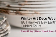 1931 Hawke's Bay Earthquake Guided Tours