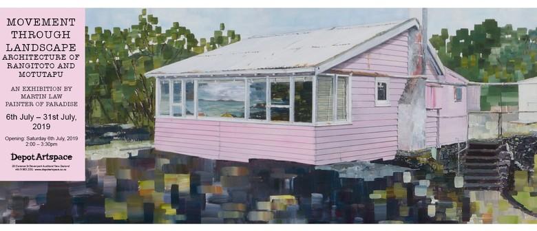 Movement Through Landscape: Martin Law