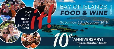 """it!"" Bay of Islands Food and Wine Festival"