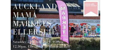 Auckland Mama  Markets - Ellerslie Winter Market