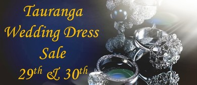 Tauranga Wedding Dress Pop Up