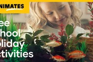 Image for event: Animates Richmond Road - School Holiday Activities