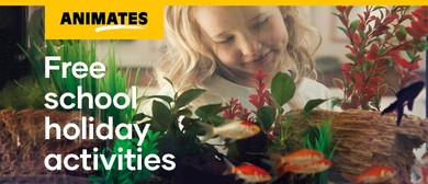 Animates Silverdale - School Holiday Activities