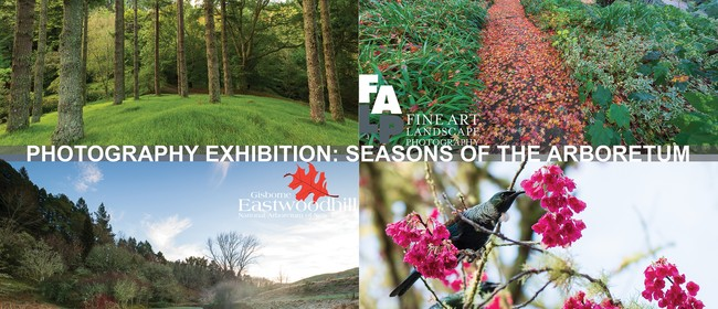 Photography Exhibition: Seasons of the Arboretum