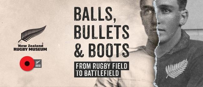 Balls, Bullets & Boots