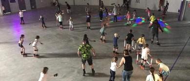 Kids Roller Skating Class