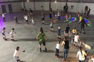 Image for event: Kids Roller Skating Class