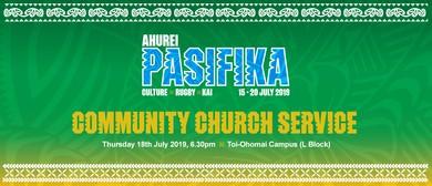Ahurei Pasifika Fijian Community Church Service