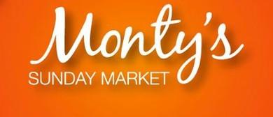 Monty's Sunday Market
