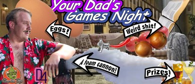 Your Dad's Games Night