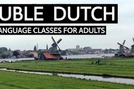 Image for event: Post Beginner Dutch 1B Language Course