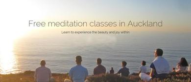Meditation – Getting Started