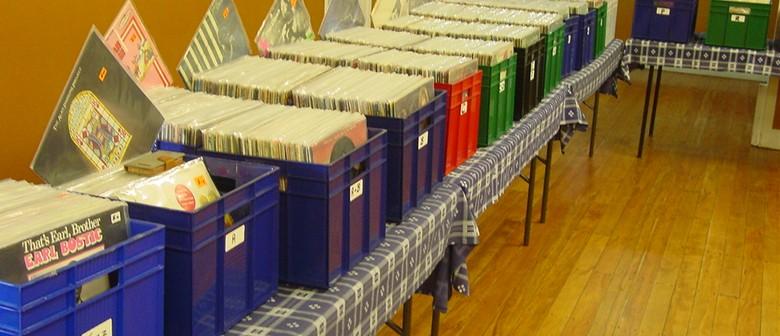 Pop and Rock Vinyl Record Sale Whangaparāoa Community Hub