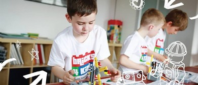 LEGO Motorised Model Building - Robotics Weekend