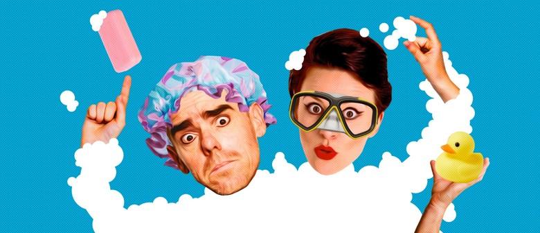 Bathtime Bubbles: A Messy Magic Adventure
