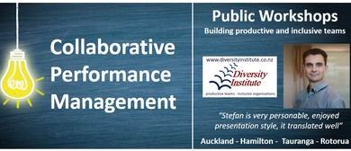 Collaborative Performance Management - Hamilton Workshop