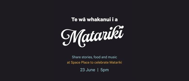 Te wā Whakanui i a Matariki