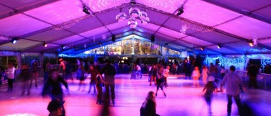 Wairakei Estate Ice Rink - Taupo Winter Festival 2019