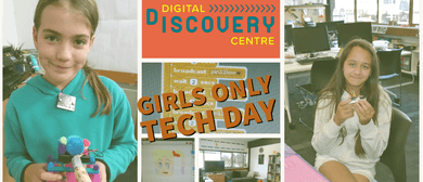 Girls Only Creative Tech Day