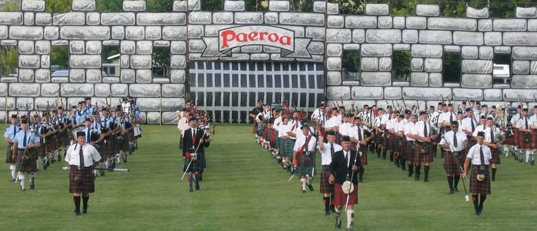 18th Paeroa Highland Games & Tattoo