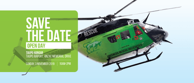 Greenlea Rescue Helicopter – Open Day 2019