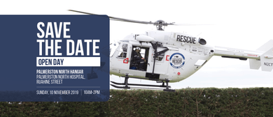 Palmerston North Rescue Helicopter – Open Day 2019
