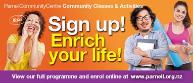 Hatha Yoga - Beginners - Parnell Community Trust