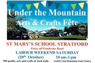 Image for event: Under the Mountain Arts & Crafts Fete
