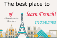 Image for event: French Beginners Classes