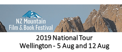 National Tour of NZ Mountain Film Festival in Wellington